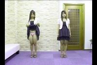【ぱんちゅ】女子の生パンツをガン見する特集動画☆アソコもお尻のふくらみもパンティ興奮☆素人5人⑦