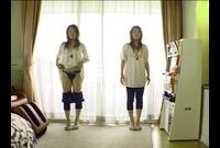 【ぱんちゅ】女子の生パンツをガン見する特集動画☆アソコもお尻のふくらみもパンティ興奮☆素人5人④