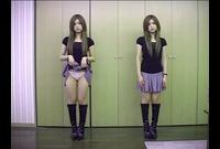 【ぱんちゅ】女子の生パンツをガン見する特集動画☆アソコもお尻のふくらみもパンティ興奮☆素人5人①