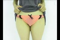 【ぱんちゅ】女子の生パンツをガン見する特集動画☆アソコもお尻のふくらみもパンティ興奮☆素人5人⑥