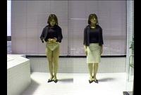 【ぱんちゅ】女子の生パンツをガン見する特集動画☆アソコもお尻のふくらみもパンティ興奮☆素人5人⑤