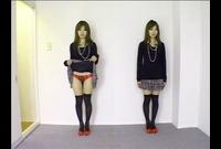 【ぱんちゅ】女子の生パンツをガン見する特集動画☆アソコもお尻のふくらみもパンティ興奮☆素人8人⑪